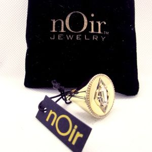 Noir Jewelry Chivalrous Ring Size 8